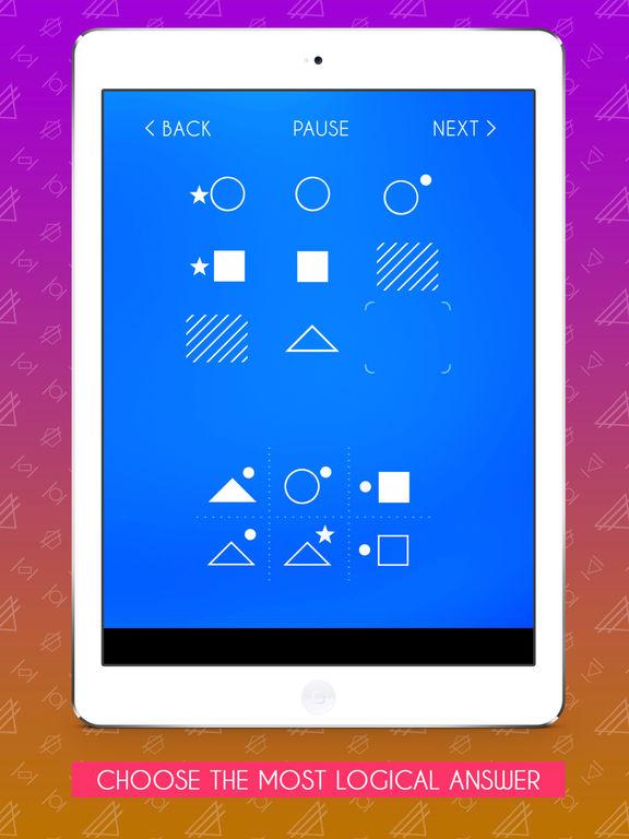 IQ Test - Pro Edition Screenshots