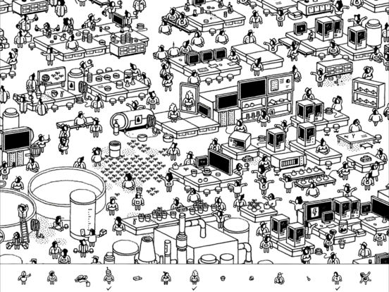Screenshot 3 Hidden Folks