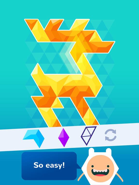 Screenshot 2 Hexy: Puzzle Adventure