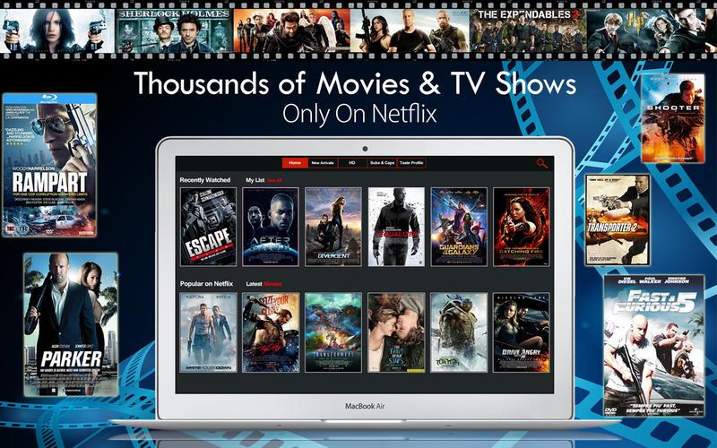 2015年12月19日Macアプリセール Netflixクライアントアプリ「QuickFlix for Netflix」が値下げ!