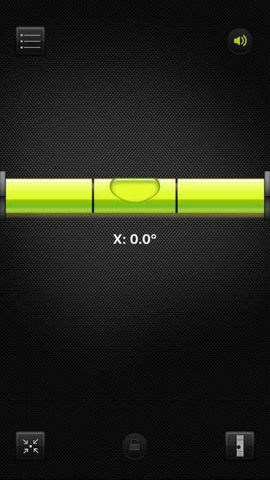 Screenshot for 水準器 無料 in Japan App Store