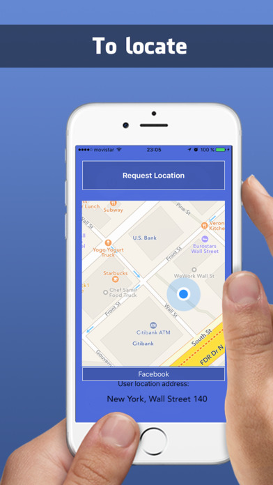 Location for Facebook screenshot1