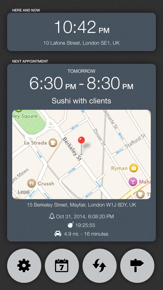 2015年10月21日iPhone/iPadアプリセール マップコンパスアプリ「Commander Compass」が無料!