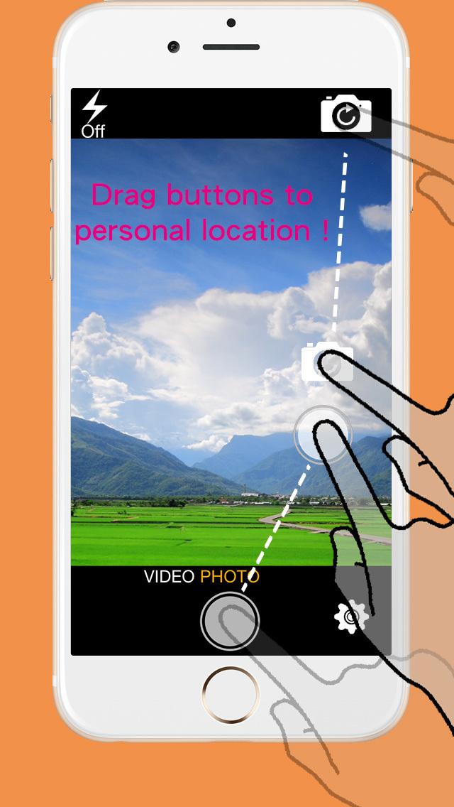 2015年11月21日iPhone/iPadアプリセール 片手用便利カメラアプリ「Camr by TakoBear」が無料!