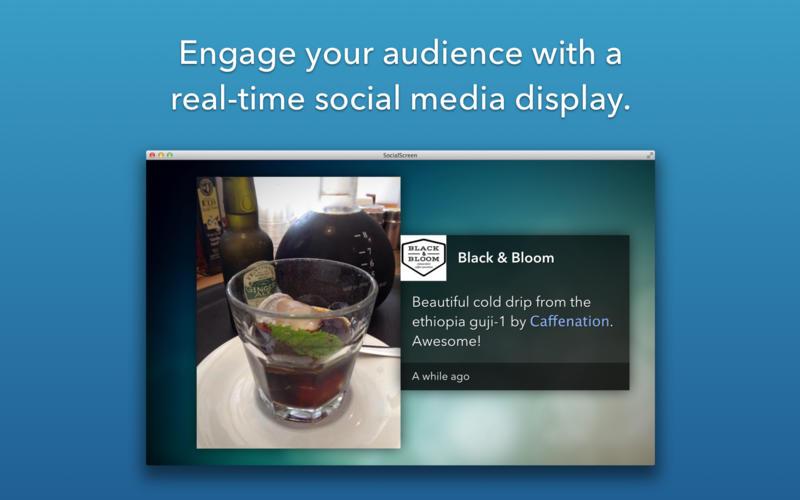 2015年6月2日Macアプリセール ソーシャルネットサポートツール「SocialScreen」が値下げ!