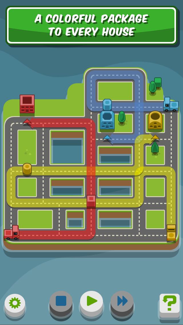 RGB Express - Mini Truck Puzzle3