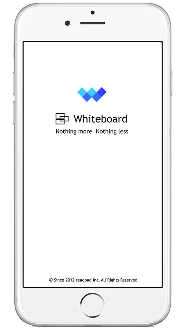 2015年6月23日iPhone/iPadアプリセール ホワイトボードアプリ「ホワイトボード HD」が無料!