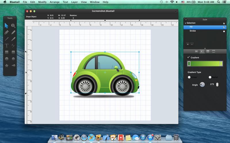 2016年7月18日Macアプリセール アプリケーション・スタジオアプリ「App Design Studio」が値下げ!