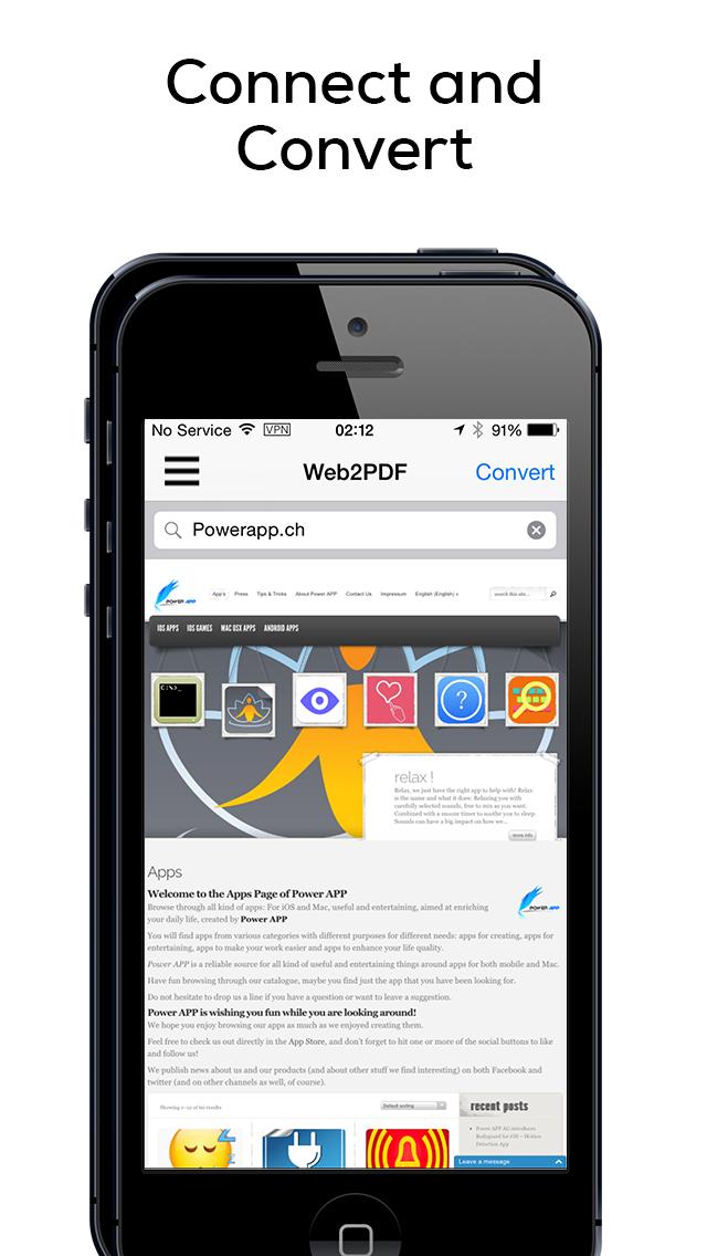 Air PDF - Create, man... screenshot1