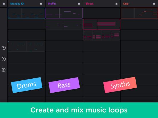 Auxy Classic - Simple Beat Makerのおすすめ画像1