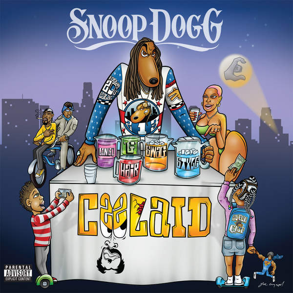 Snoop Dogg - COOLAID [iTunes Plus AAC M4A] (2016)