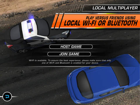 Need for Speed  Hot Pursuit for iPad Screenshots