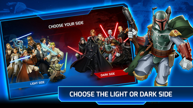 Star Wars: Galactic Defense iPhone iPad