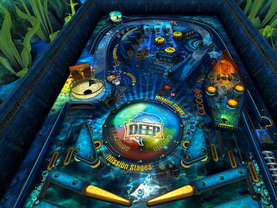 The Deep Pinball Screenshots