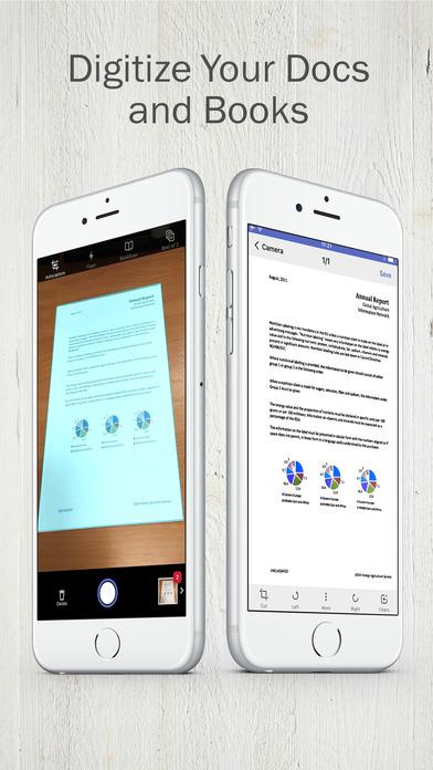 FineScanner Pro - PDF Document Scanner App + OCR Screenshots