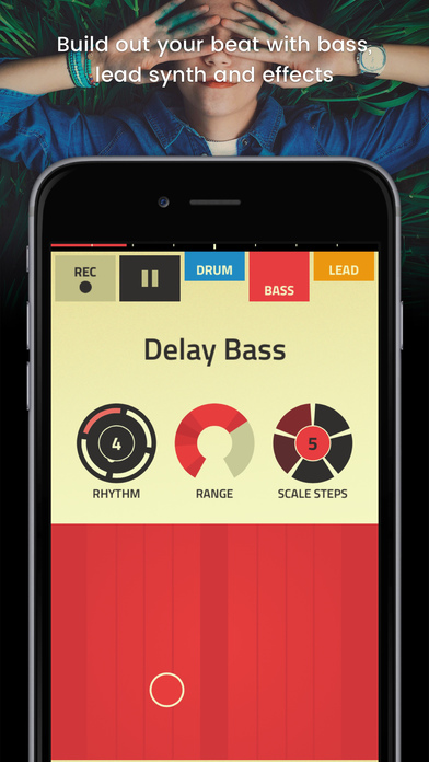 Figure - Make Music & Beats, Remix on Allihoopa Screenshots