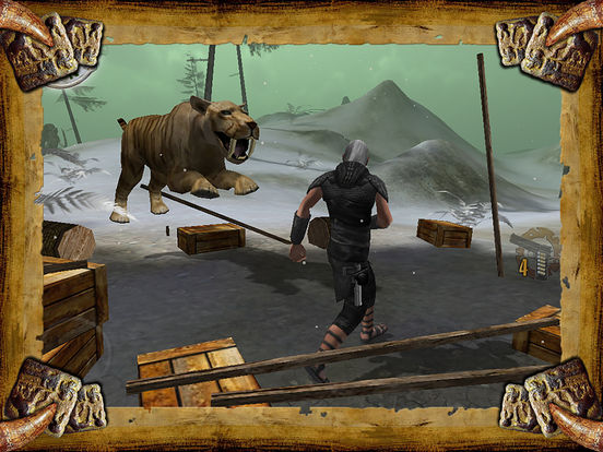 Dinosaur Assassin Pro for iPad Screenshots