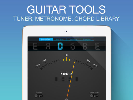 Tabs & Chords HD by Ultimate Guitar Screenshots