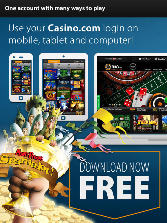 casino games for iphone 4
