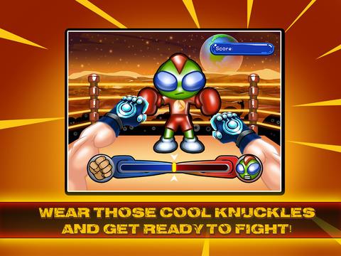 Fight the Alien