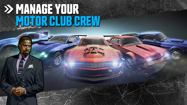 The Crew Road Empire iPhone iPad