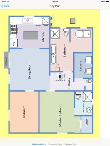 electrical wiring diagrams residential and commercial on the app ipad screenshot 1