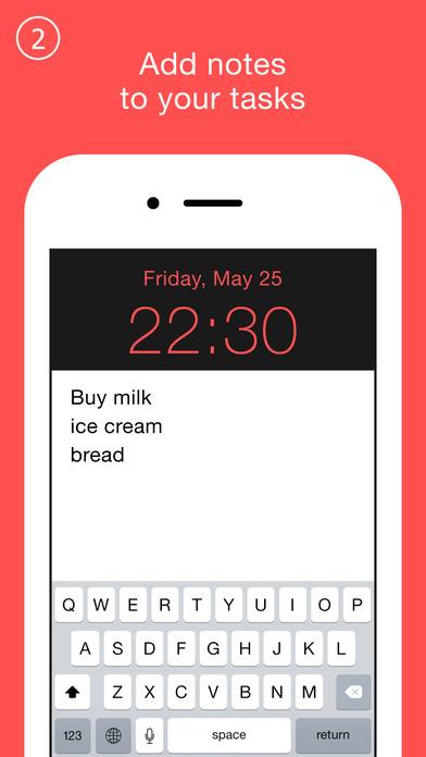 When — Quick Reminders Screenshots