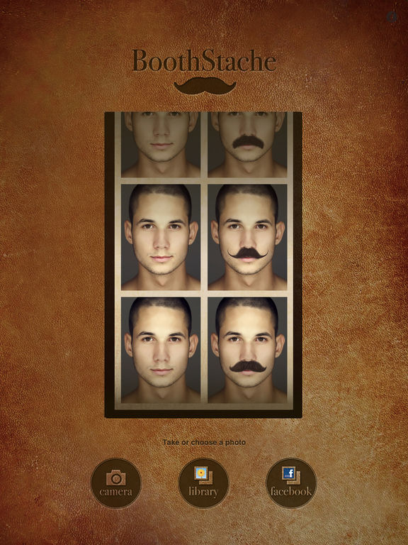 BoothStache Screenshots