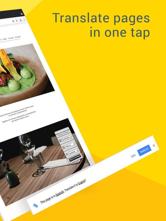 Chrome - web browser by Google Screenshots