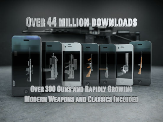 iGun Pro HD - The Original Gun Application Screenshots