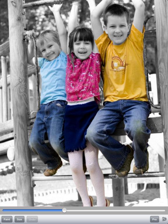 Color Shine Pro - image splash effects Screenshots