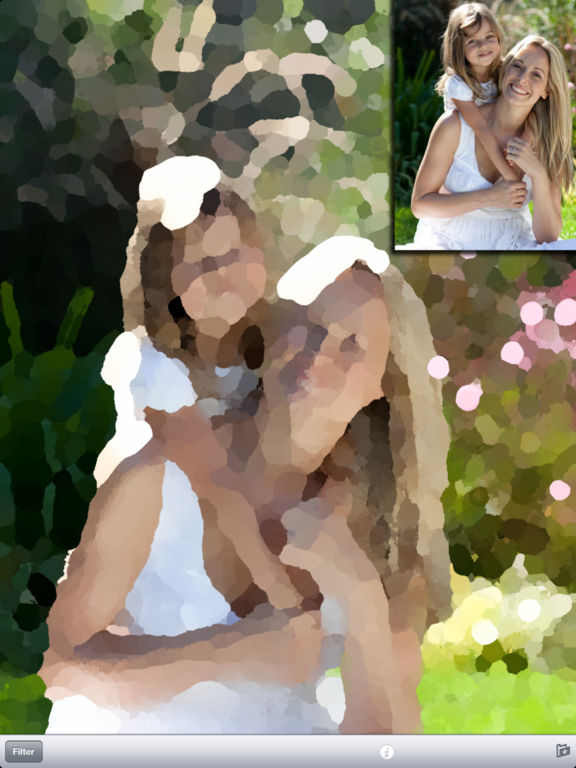 Oil Shine Pro - painting effect for your photos Screenshots