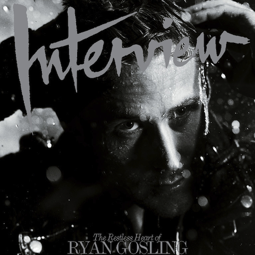 Interview Magazine for iPad- The Ryan Gosling Issue (Int)