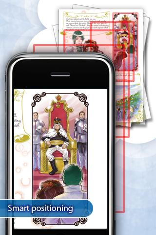 ComiBoku Comic Book viewer free app screenshot 1