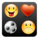  emoji iEmoji icons - get smiley, emoticon keyboard for iPhone