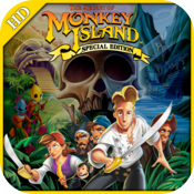 The Secret of Monkey Island: Special Edition, for iPad icon