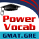PowerVocab for GRE and GMAT Icon