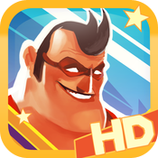 The Hero HD icon