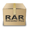 RAR文件解压 RAR Extractor Plus for Mac