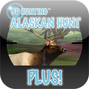 3D Hunting™ Alaskan Hunt Plus! HD icon