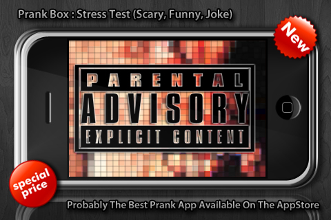 Stress Test : Prank Box Screenshot