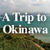 A Trip to Okinawa 1: Blue Ocean Scenes for iPad