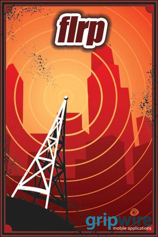 Free Live Radio Playlists (FLRP) iPhone Screenshot 1