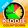 Kiddie Countdown - Activity Timer (Free)