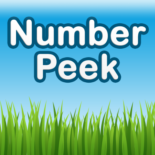 Number Peek - A Fun Counting Game For Kids