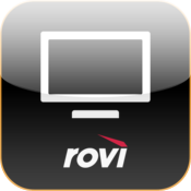 Rovi What's On TV - browse and search TV listings icon