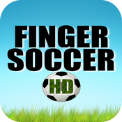 Finger Soccer HD icon