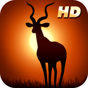 Deer Hunter: African Safari for iPad icon