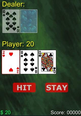 Blackjack Mania (FREE)