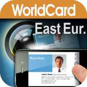 WorldCard Mobile – Eastern Europe version icon